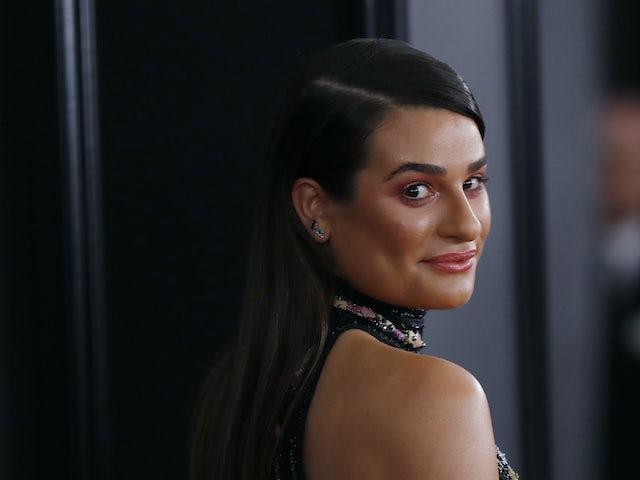 Lea Michele branded