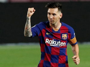 "Josep Maria Bartomeu ""has no doubt"" Lionel Messi will stay at Barcelona"