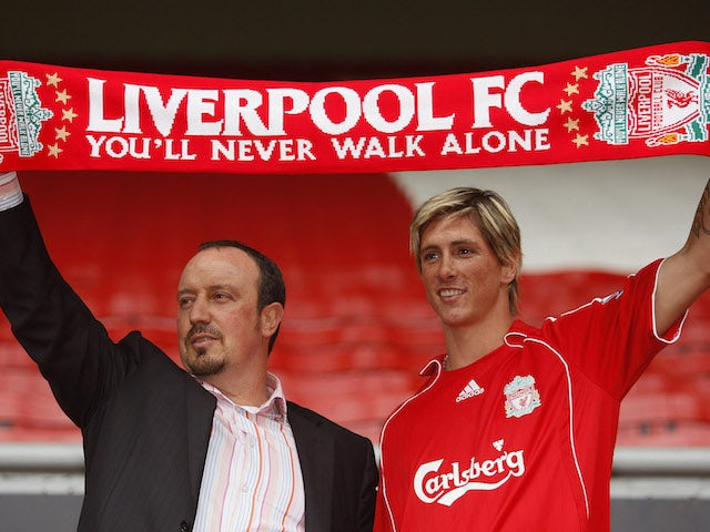 On this day: Fernando Torres joins Liverpool