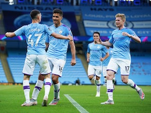 Manchester City thump new champions Liverpool at the Etihad