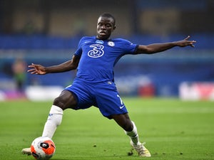 Team News: Team news: Chelsea without N'Golo Kante for trip to Crystal Palace