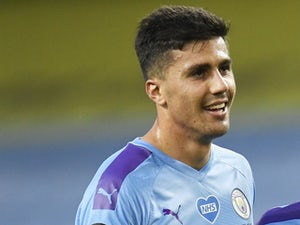Rodri confident Man City will overcome Real Madrid