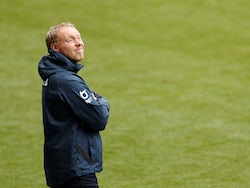 Swansea City manager Steve Cooper pictured on June 27 2020