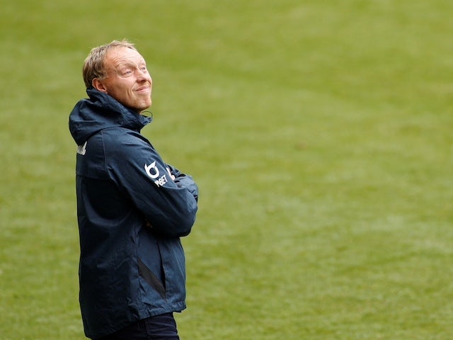 Steve Cooper warns Swansea against playing for a draw against Brentford