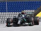 Valtteri Bottas fastest in opening practice for 70th Anniversary Grand Prix