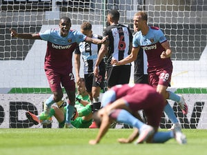 West Ham denied valuable victory at Newcastle