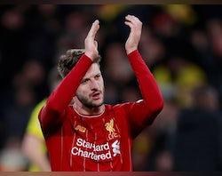 Jurgen Klopp confirms Adam Lallana has played his last game for Liverpool