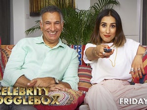 Celebrity Gogglebox: Who is newcomer Anita Rani?