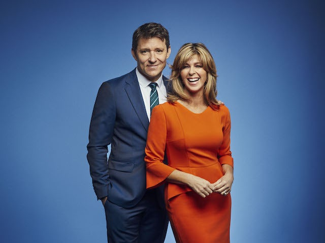 Kate Garraway confirms return as GMB host on Monday