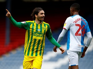 West Brom slip up in promotion race as Blackburn claim a point