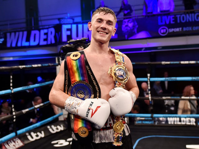 Result: Brad Foster beats James Beech for British super bantamweight title