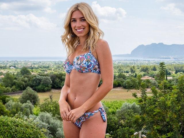 Cassidy McGill on Love Island Australia