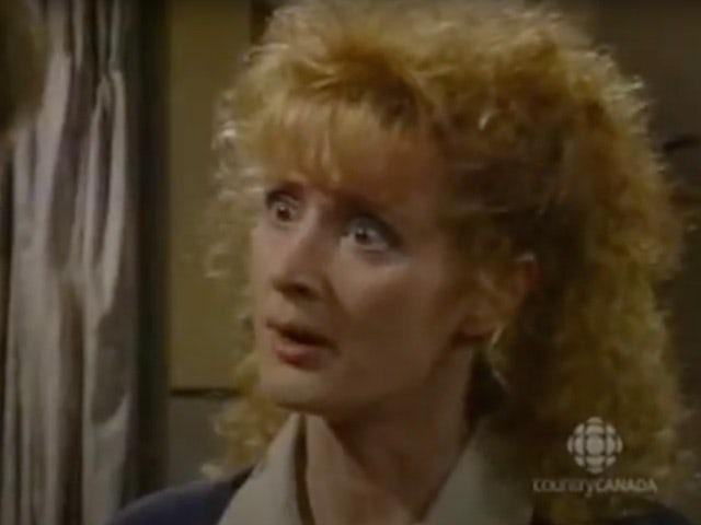 Classic Coronation Street episode 3,986 - Liz slaps Andy