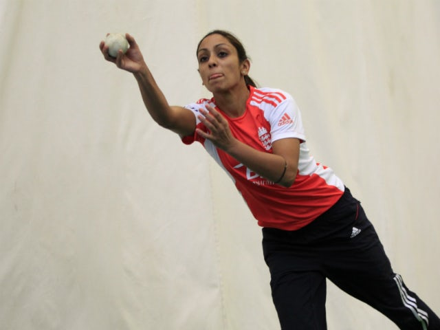 Isa Guha hopes girls have been encouraged to become involved in cricket