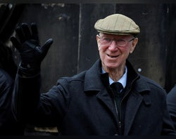 Jack Charlton: Leeds legend and World Cup winner's career in pictures