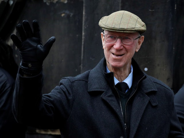 Anderson: 'Jack Charlton kept his World Cup medal in a coal bucket'