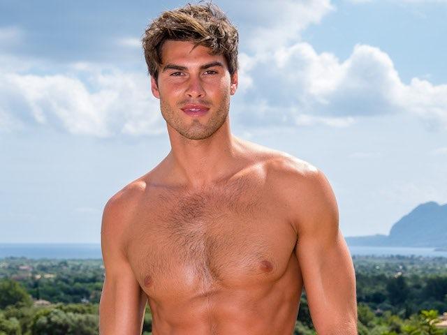 Justin Lacko on Love Island Australia