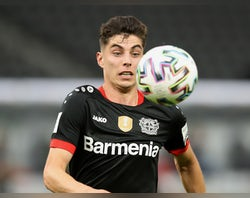 Chelsea 'in pole position to sign Kai Havertz'