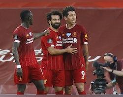 Combined XI: Arsenal vs. Liverpool
