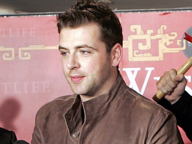 Mark Feehily pictured in March 2006