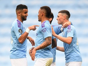 Man City put five past Newcastle at Etihad Stadium