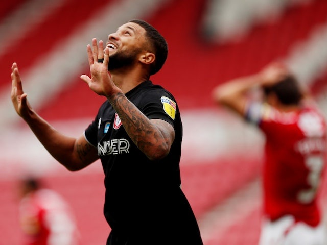 Result: Nahki Wells earns high-flying Bristol City a point against Swansea