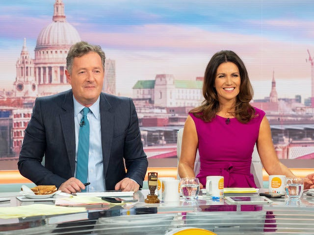 Government to continue boycott of Good Morning Britain