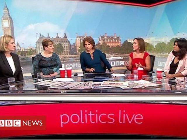 BBC considering axing Politics Live?