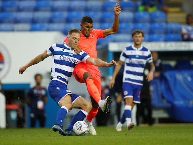 Result: Huddersfield boost survival hopes with draw at Reading