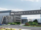 Mock-up of the new Sky Studios Elstree