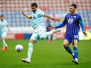 Kieffer Moore strikes as Wigan Athletic overcome QPR