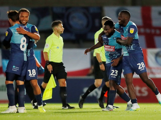 Result: Wycombe safely through to League One playoff final with Fleetwood draw