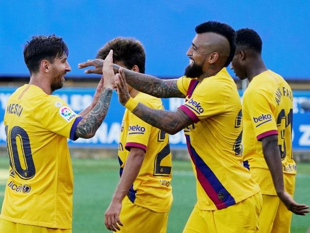 La Liga roundup: Leganes relegated despite Real Madrid draw as Messi wins Pichichi