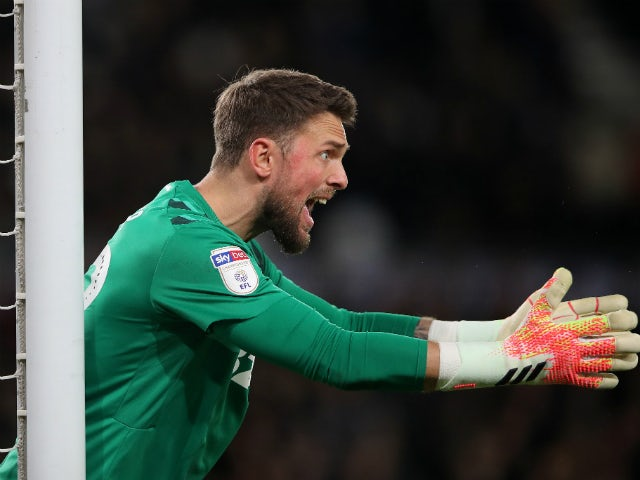 Derby County boss Phillip Cocu condemns abuse aimed at Ben Hamer