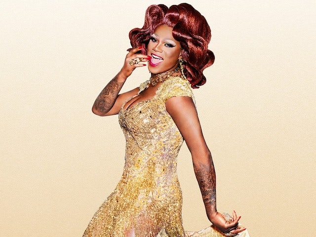 Drag Race's Chi Chi DeVayne hospitalised with suspected kidney failure