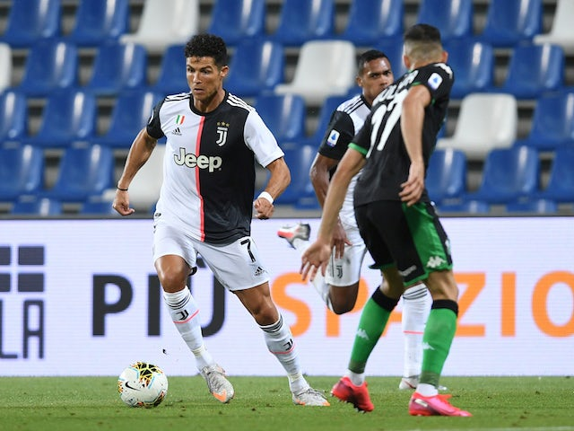 Serie A roundup: Juventus held to a high-scoring draw by Sassuolo