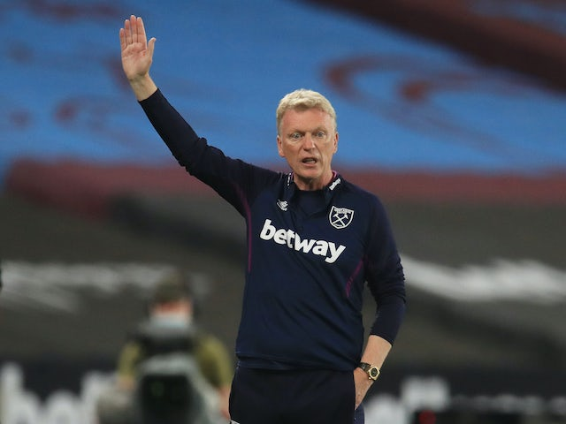 West Ham boss David Moyes makes clear he is in charge on July 17, 2020