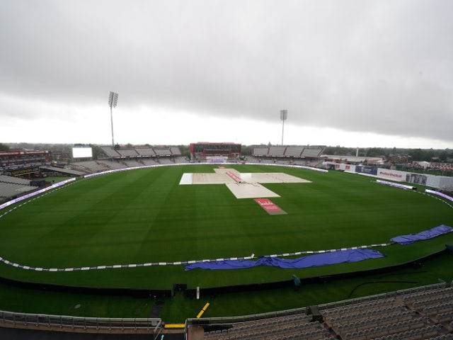 England frustrated by rain on day four of deciding Test