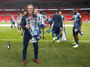 """Gareth Ainsworth hails Wycombe promotion as the club's """"greatest hit"""""""