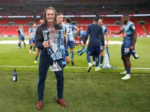 Gareth Ainsworth: 'Wycombe promotion beyond my wildest dreams'