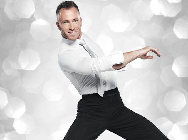 Ex-Strictly pro James Jordan reveals father has terminal cancer