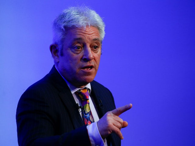 John Bercow 'top of wishlist for Strictly Come Dancing 2021'