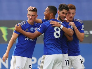 Leicester boost Champions League hopes with win over Sheffield United