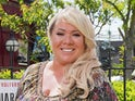 Letitia Dean as Sharon Mitchell in EastEnders