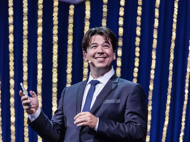 Michael McIntyre to front new gameshow The Wheel on BBC One