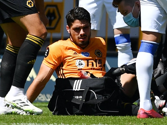 Nuno reveals Pedro Neto could be fit in time for Burnley trip