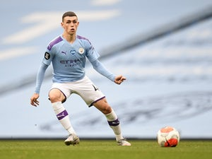 Phil Foden delighted to receive senior England call