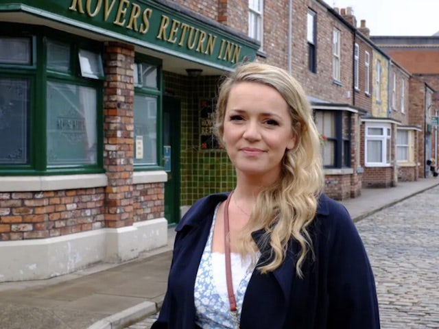 Coronation Street star returns to soap after 10 years