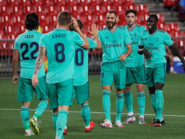 Preview Real Madrid Vs Villarreal Prediction Team News Lineups Sports Mole