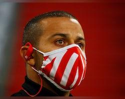 Liverpool 'not interested in Thiago Alcantara'